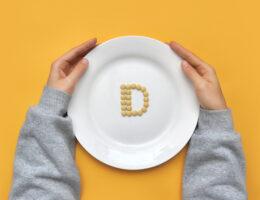 déficience en vitamine